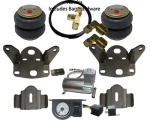 Air Tow Assist Load Level Kit 2007 2021 Toyota Tundra 2wd 4wd Air Manage Kit
