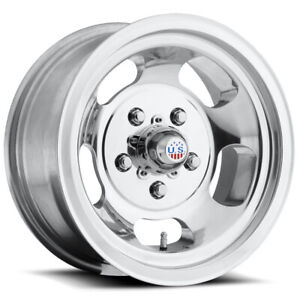 Us Mags U101 Indy 15x7 5x4 5mm Polished Wheel Rim 15 Inch