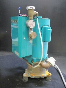 Adp Apollo Avg20s Dental Vacuum Pump System Operatory Suction Unit For Parts