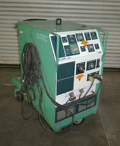 L tec Heliarc Type H 306 Hf Welding And Cutting System Welder