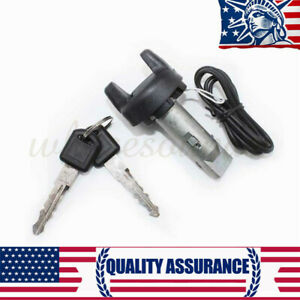 Usa Ignition Lock Cylinder Tumbler With 2keys For Buick Century Regal 26054914