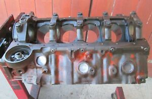 Big Block Chevy 3916323 Engine Block 1968 Chevelle 325hp 4 Speed Ed Suffix Nice