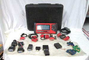 Snap On Solus Automotive Diagnostic Scanner Tool Eesc310a 40 Keys Tested Working