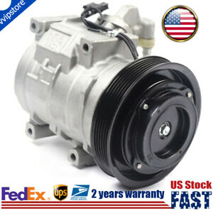 A c Air Conditioner Compressor W Clutch For 09 14 Honda Ridgeline Odyssey 3 5l
