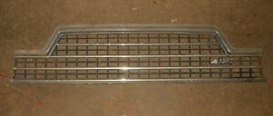 Amc Pacer Wagon Grille 1978
