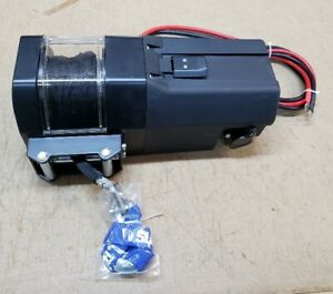 Winch Superwinch S5000 Bare 24v Sr Winch