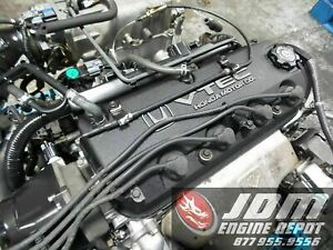 98 02 Honda Accord 2 3l Sohc 4cyl Vtec Engine Automatic Transmission Jdm F23a