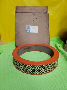 Nos 60 64 Ford Mercury 390 406 427 Air Filter C0ae 9601 c Galaxie Fomoco Htf