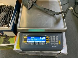 Weigh tronix Pc 820 Quartzell 50lb Counting Scale Professional Table Top