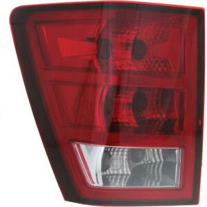 Tail Light For 2005 2006 Jeep Grand Cherokee Driver Side Capa