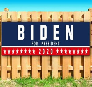 Biden 2020 Banners For President Large Garden Banners Outdoor Yard Decoration