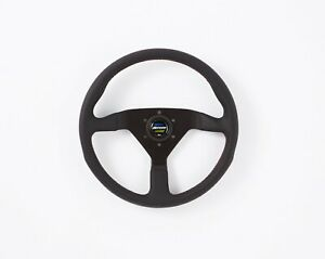 Spoon Sports Momo Leather Steering Wheel For Honda From Japan All 78500 000