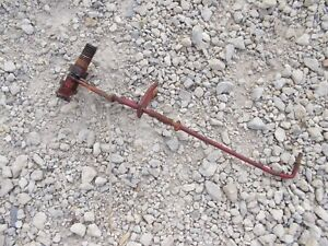 International Farmall 340 Utility Tractor Ih Original Brake Lock Assembly