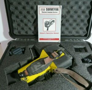 Isi Surveyor Thermal Imaging System Infrared Camera With Battery Charger