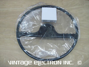 New Willys Jeep Truck Pickup Station Wagon Blk Steering Wheel Horn Button