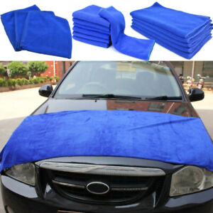 Large Microfiber Ultra Absorbent Soft Car Wash Towel Details Clean Drying Cloth