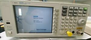 Used Agilent N9320b 9 Khz To 3 Ghz Spectrum Analyzer