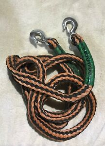 Tow Rope For Cars And Trucks