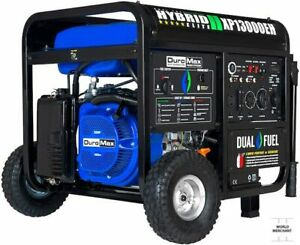 Beast Generator Duromax Portable Hybrid Gas Propane Rv Home Standby Backup 20hp