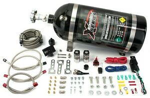 Nitrous Outlet X Series 05 10 Mustang Gt Efi Single Nozzle System
