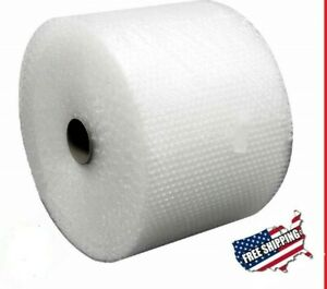 175 Ft Bubble Wrap Roll 3 16 Small Bubbles 12 Bubble Padding Cushioning