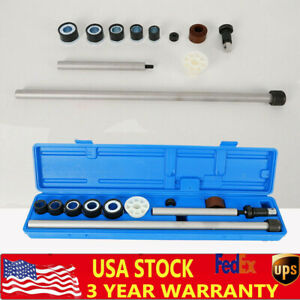 11pcs Universal Camshaft Cam Bearing Tool Installation Installer Removal W Case