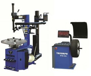 Tire Changer Wheel Changers Machine Rim Balancer Combo 950 1 550 Clamping