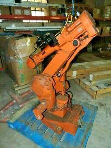 Abb Robotic Arm Only Irb2400 M98a