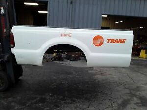 Trane Ford F250 Truck Bed Box Super Duty Oxford White Southern