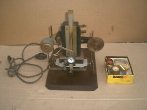 Wyman Hot Foil Stamping Machine