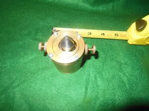 Metal Lathe Adjustable Off Set Tail Stock Center Up To 1 4 Offset