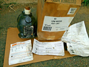 Mcdonnell And Miller 64 Low Water Cut Off Steam Boiler Hot Water Heat Control