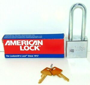 American Lock Keyed Padlock 2 Keys A52ka Multiple Available All Keyed Same