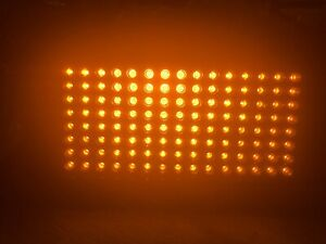 Whelen 5mm 700 Series 2 wire Amber Led Lights 07 2014