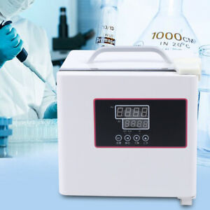 110v 60hz Bp 2 Digital Incubator 6l Electric Thermostat Pid Temperature Portable