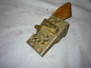 Plymouth Dodge Dodge Truck Pickup Front Door Lock Assembly Nos 2486241