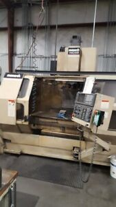 Monarch Vmc 45b 1998 Cat50 Fanuc Chip Conveyor