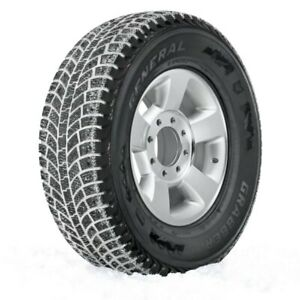 General Set Of 4 Tires 245 70r17 T Grabber Arctic Winter Snow Truck Suv