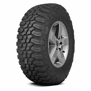 Travelstar Set Of 4 Tires 35x12 5r20 Q Ecopath Mt All Terrain Off Road Mud