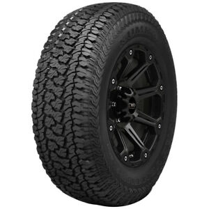 4 lt235 80r17 Kumho Road Venture At51 120 117r E 10 Ply Bsw Tires