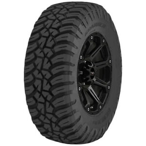 2 Lt255 75r17 General Grabber X3 111 108q C 6 Ply Bsw Tires