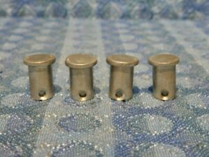 1928 1931 Ford Model A New Lot Of 4 Emergency Brake Lever Pins 1929 30 a 2633 b