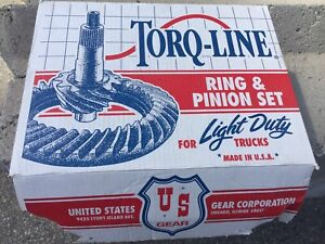 Toyota 7 5 4 88 Ring And Pinion Gear Set Yg T7 5 488