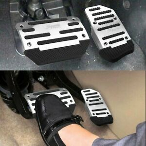 Universal Non Slip Automatic Gas Brake Foot Pedal Pad Cover Car Accessories G