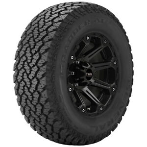 4 255 70r15 General Grabber At2 108s Sl 4 Ply Bsw Tires