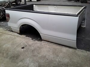 Mimf150 Ford F150 Long Bed Truck Box Oxford White