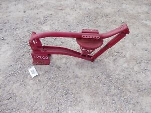 International Ih Farmall Tractor Middle Easy Rider Seat Assembly