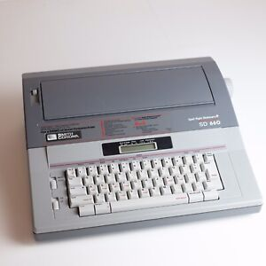 Smith Corona Sd 660 5a 1 Spell right Dictionary Electric Typewriter For Parts