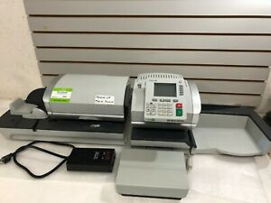 Hasler Neopost In600 Mailing Machine Feeder Sealer With Scale w52