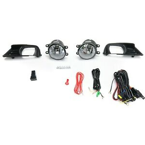 Fog Light For 2007 2009 Toyota Camry Front Driver And Passenger Side